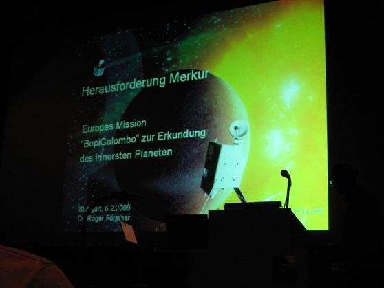 Merkur Vortrag
